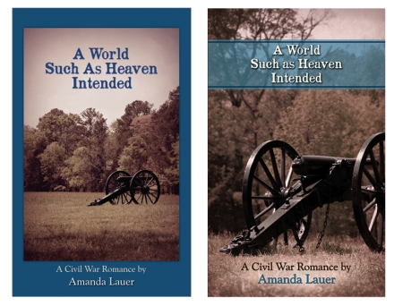 A World Such as Heaven Intended Cover Choices